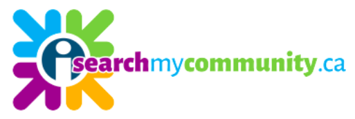 i search my community logo